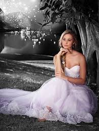 look like a disney princess on your wedding day with these fairy