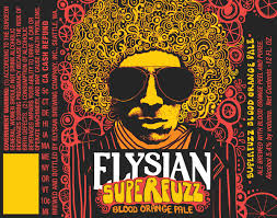 SpoCOOL : Elysian Superfuzz Blood Orange