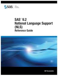 sas 9 2 national language support nls reference guide