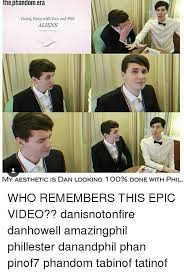 Aliens Meme Video - memes aliens and video the phandom era going deep with dan and