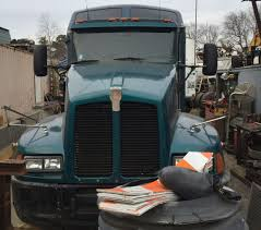 kenworth truck tractor salvage heavy duty kenworth t600 trucks tpi