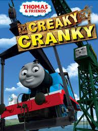 thomas the train halloween amazon com thomas u0026 friends creaky cranky greg tiernan sharon