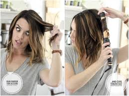 is big hair coming back in style how i style my hair easy long bob hair tutorial plus cut