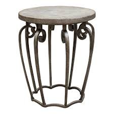 Wrought Iron Accent Table Table Scenic Wrought Iron Accent Table Tables Collection In With