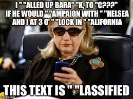hillary clinton cellphone latest memes imgflip