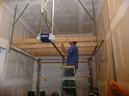 building a loft in garage diy storage loft in garage home desain 2018