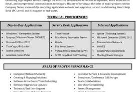 Application Support Analyst Sample Resume by Support Analyst Resume Reentrycorps