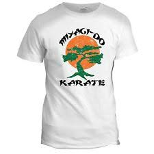 karate t shirt ebay
