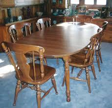 used dining room sets heywood wakefield dining room set value 11473