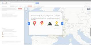 Map Route Maker by Google Is Now Allowing The French To Make Contributions To Maps