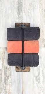 towel storage ideas for small bathroom 20 really inspiring diy towel storage ideas for every small