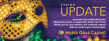mardi gras by the mardi gras casino home