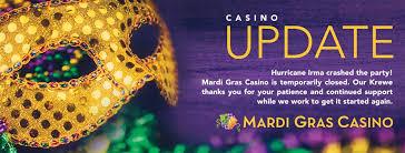 mardi gras for mardi gras casino home