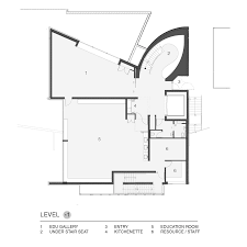 Art Gallery Floor Plan by Auckland Art Gallery By Mitchell And Stout Architects Features An