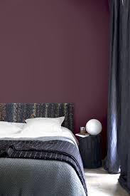 chambre couleur prune la déco couleur prune décoration intérieure clemaroundthecorner