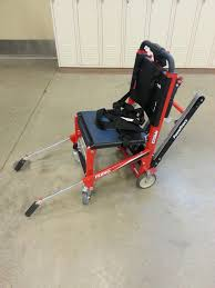 ferno ez glide stair chair with powertraxx west des moines ia