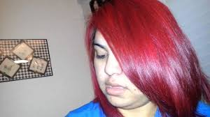 splat hair color without bleaching product review splat hair color youtube