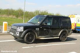 2015 land rover discovery interior 2015 land rover discovery 5 chassis testing mule