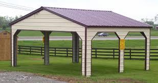 Metal Awning Kits Vertical Metal Carports Vertical Roof Carport