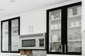 shaker kitchen cabinet doors with glass the 411 on kitchen cabinet door designs sweeten