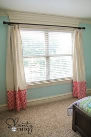 Expensive Curtain Fabric Curtains No Sew Baby Shanty 2 Chic