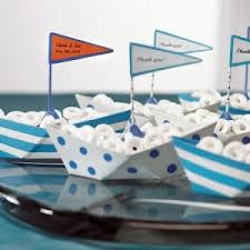 Nautical Themed Baby Shower Banner - nautical baby shower decorations shower that baby