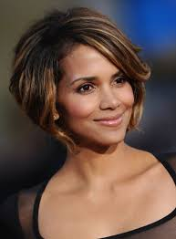 how to style chin length layered hair halle berry bob hairstyle cute chin length bob cut hairstyles