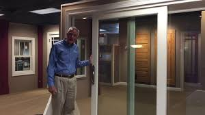 Marvin Integrity Patio Door by Sliding Doors By Marvin Youtube
