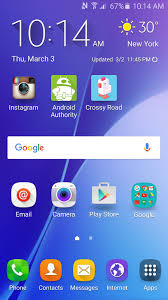 android software versions samsung galaxy a5 2016 review android authority