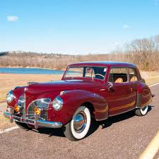 1941 lincoln coupe motoexotica classic car sales