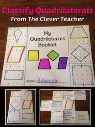 9 best math shapes images on pinterest fourth grade and