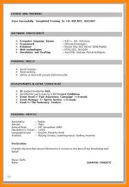 Sample Resume Of Civil Engineering Fresher Sample Resume Format For Freshers Sample Resume Format For Civil