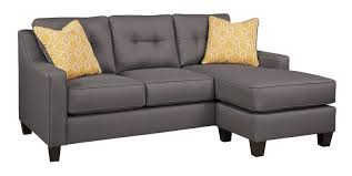 benchcraft aldie reversible sleeper sectional u0026 reviews wayfair