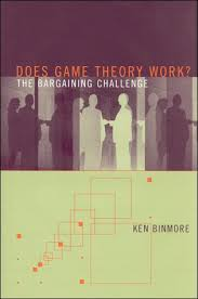 Challenge How Does It Work Does Theory Work The Bargaining Challenge The Mit Press