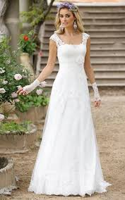 wedding dress no wedding gowns no trains floor bridal dresses with trainless