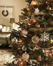 fashioned christmas tree 40 beautiful vintage christmas tree ideas digsdigs