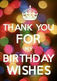 thank you for the birthday wishes friendship quotes
