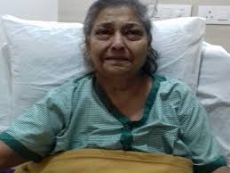 Oldest Actors Still Living by Geeta Kapoor U0027pakeezah U0027 Actor Geeta Kapoor Now In Andheri Old Age