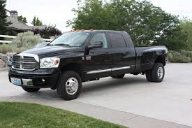 dodge ram mega cab dually for sale sell used 2008 dodge ram 3500 4x4 mega cab bed dually with