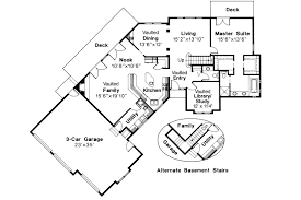 ranch house plans beaumont 10 052 associated designs
