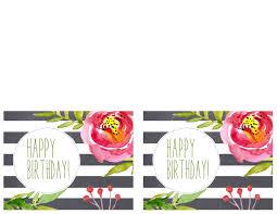 printable birthday ecards best of printable birthday cards templates design