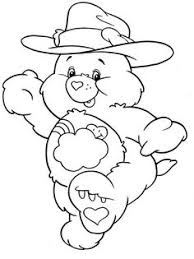 care bears coloring 033 crafty 80 u0027s care bears coloring