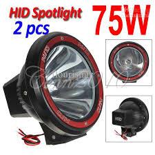 hids lights near me 7 70w 75w hid xenon driving light off road suv atv 4x4 spot flood