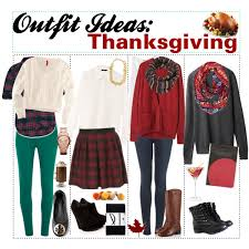 ideas for thanksgiving polyvore