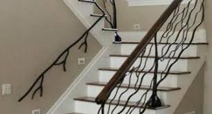 Modern Stair Banister Decor Stair Railing Ideas Designs For Stair Rails Striking Stair