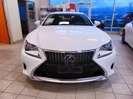 lexus rc 350 f sport used 2015 lexus rc 350 f sport for sale in salmon arm bc used lexus