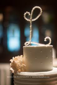 l cake topper metropolitan club wedding