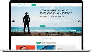 Mac Resume Template 44 Free by Free Lt Web Design U2013 Free Responsive One Page Web Design Joomla