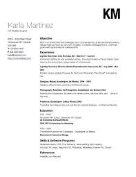 sample combination resume cover letter