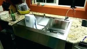 36 inch farmhouse sink farmhouse sink stainless steel hammered zinc farm sink kohler apron
